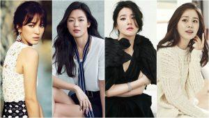 ดารานักแสดงหญิงซีรีส์เกาหลีที่ค่าตัวแพง